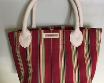 Longaberger Vintage Homestead Handbag