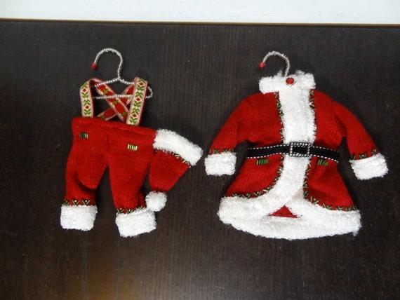 Vintage handmade christmas santa clause by dayslonggonesalvage