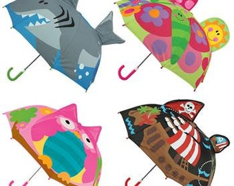 Stephen Joseph Pop Up Umbrellas