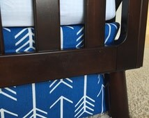 Arrows Crib Skirts, Gray tribal baby bedding, gray arrows crib skirts, Gray crib skirt, Neutral crib skirt, camp theme crib skirt