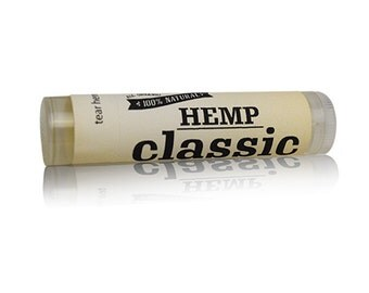 Organic Lip Balm Tube Hemp Classic by Orchardville Organics