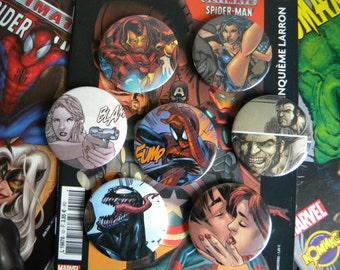 Marvel Magnets