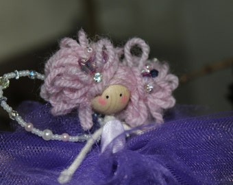 Candy Wire Fairy Doll