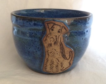 Airedale Terrier Chili / Soup Mug