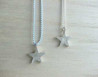 Star - pendant personalized
