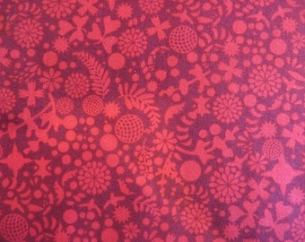 Sunprints by Alison Glass Red
