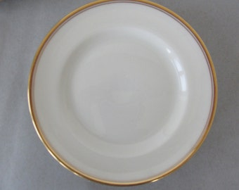 "Vintage Lenox China Plates - ""86"" pattern 