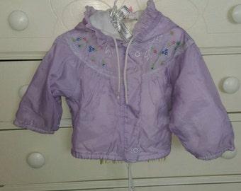 Infant Girls Spring Jacket