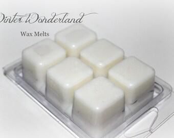 Winter Wonderland Scented Wax Melts