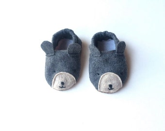 Baby Bear Shoes