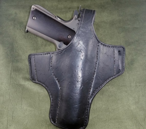 leather belt holster for size 1911