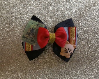 PRE ORDER hermione granger, harry potter character inspired hair bow