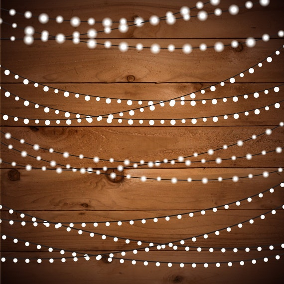 String Lights Photo Clips : String Lights Clipart Fairy Lights Clipart Party Lights
