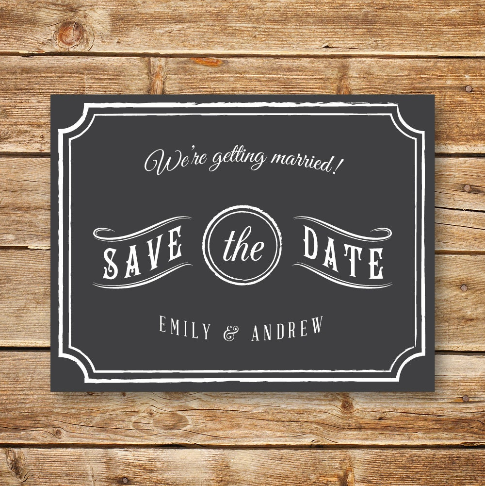 free printable save the date templates - printable wedding postcard save the date card template