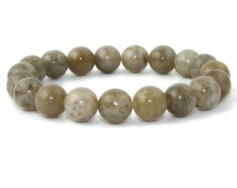 Siberian Jade Power Bead Bracelet