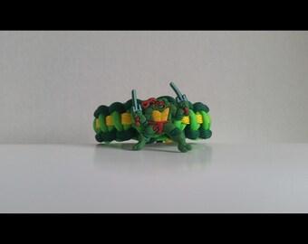 Teenage Mutant Ninja Turtle Bracelet