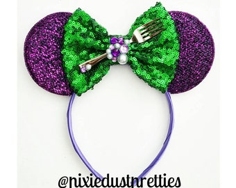 Sparkle Mermaid Ears