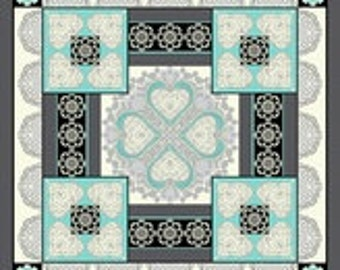 Heartsong Panel fabric
