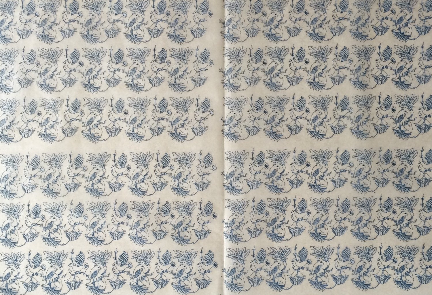 10 Sheets Of Underglaze Decal Ceramic Paper Handmade From