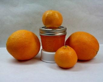 Fresh Orange Curd Dessert Spread ~ 4oz./8oz./16oz. Jars Available !!!