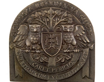 The Slovak Information Service Medal