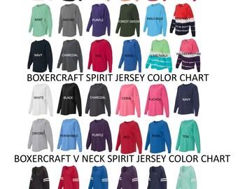 Blank Spirit Jerseys!