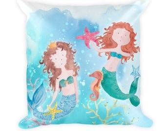 Mermaid Lagoon - Pillow