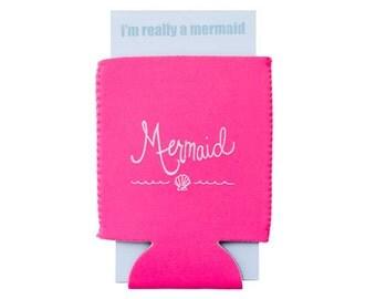 The ORIGINAL Mermaid can cooler