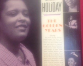 Billie Holiday-The Golden Years         Box Set 3 LP Records