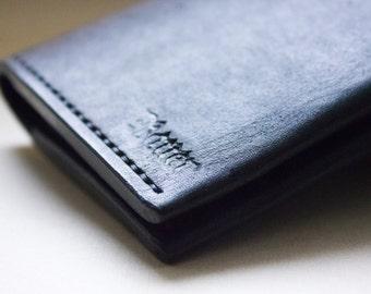 Leather Travel Wallet or Card Holder-Men Wallet