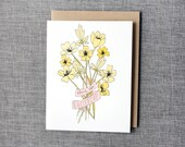 Chin Up, Buttercup - An I'm There for You, Feel Better Card