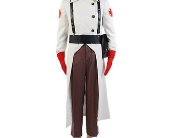 Team Fortress II  Medic  Cosplay Costume