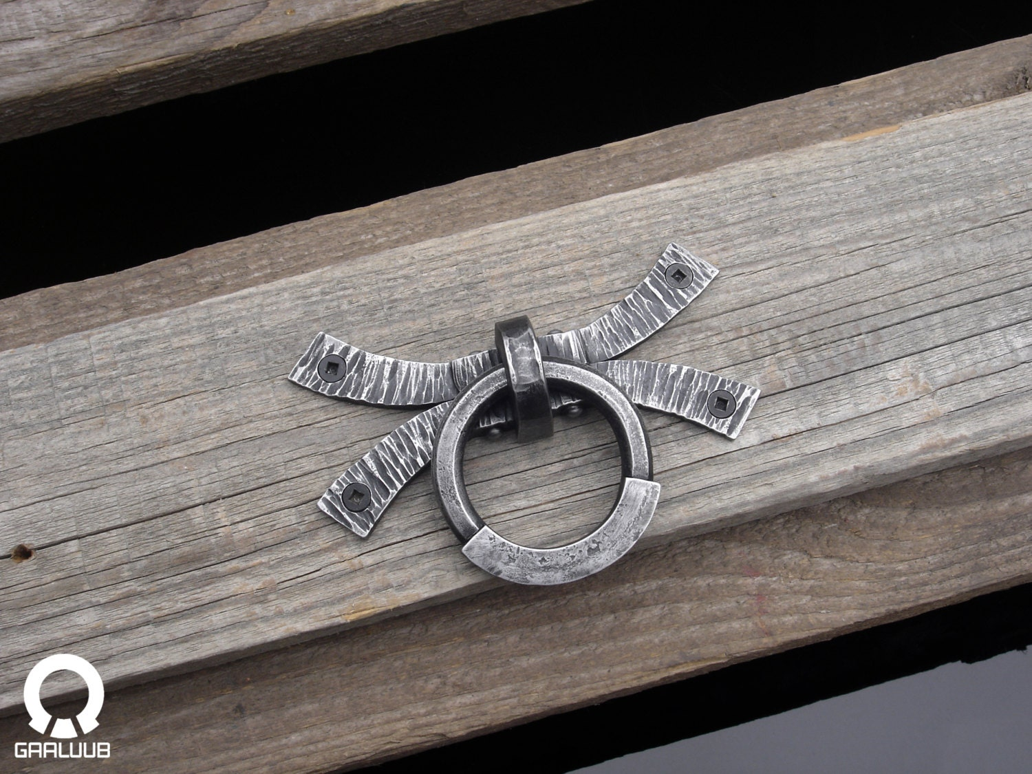 Hora4 Hand Forged Tie Down Ring Bdsm Bondage Furniture