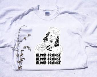 Blood Orange Tee