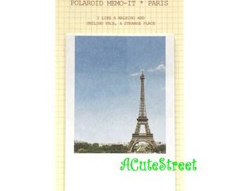 Eiffel Tower Paris Post IT Notes Sticky Memo SM032426