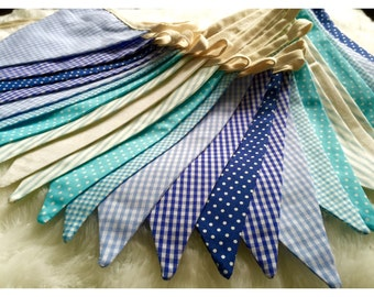 Sea Breeze Bunting