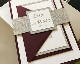 Lisa Invitation Suite