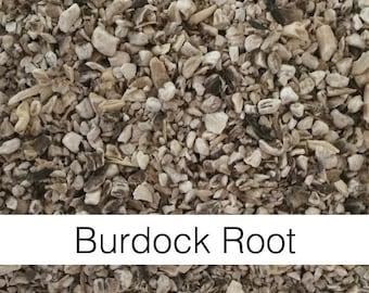 Burdock Root (Arctium lappa) - Organic