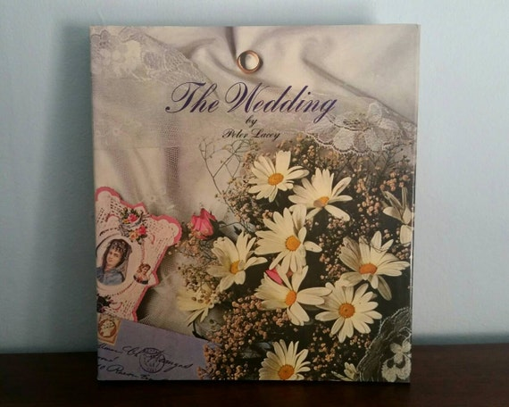 The Wedding by Peter Lacey, vintage book