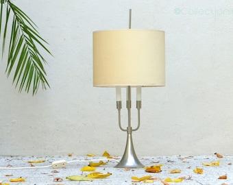 Tulip - lamp heat pad - modernist lamp - seventies - mid century modern table lamp