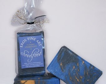Hot passion - finest soap - luxury soap - skin care - wellness - seaweed  - shea butter