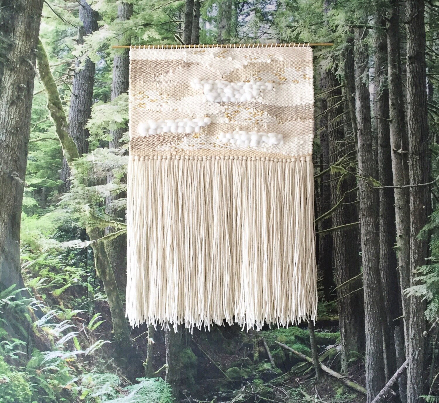 Large Weaving Woven Wall Hanging Large Tapestry Wall