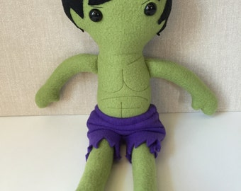 The Hulk Doll