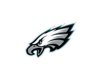Full Color Philadelphia Eagles - Die Cut Decal