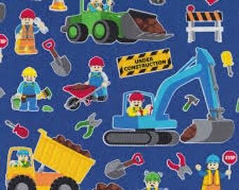 """New *Fun Lego Construction* Toddler 13""""x17"""" Pillowcase & Standard 17""""x24"""" Pillowcase *Great Gift Idea"""