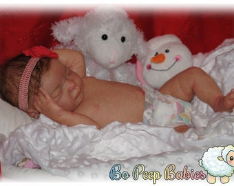 Realistic Reborn Kit Painting Service  ~*You Provide Kit!*~ Bo Peep Babies ~SALE!!!~