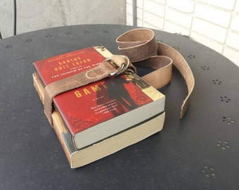 Leather Book Belt