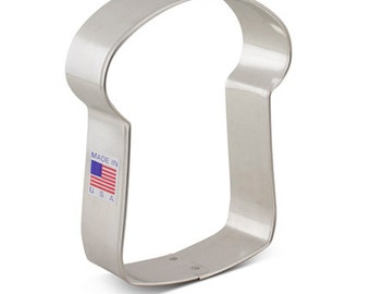 SLICE OF BREAD Cookie Cutter
