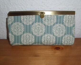 Joisys® strap bag clutch * Aqua flower