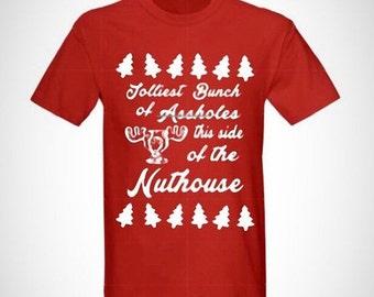 christmas vacation shirt / funny christmas sweater
